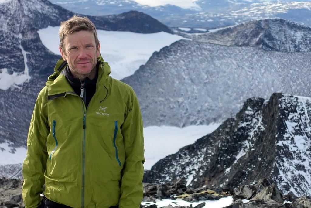 Fredrik Östman representerar Melanomföreningen under ESMO konferensen 2017
