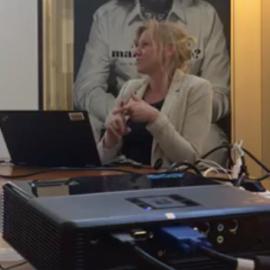 Resestipendiat Hanna Eriksson, Onkologiska kliniken, Karolinska Universitetssjukhuset delar sin reseberättelse 🍃