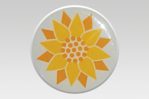 Melanomföreningens pin