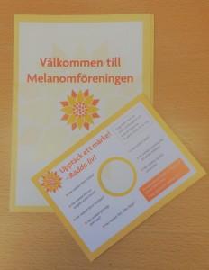 trycksaker melanomforeningen 1b